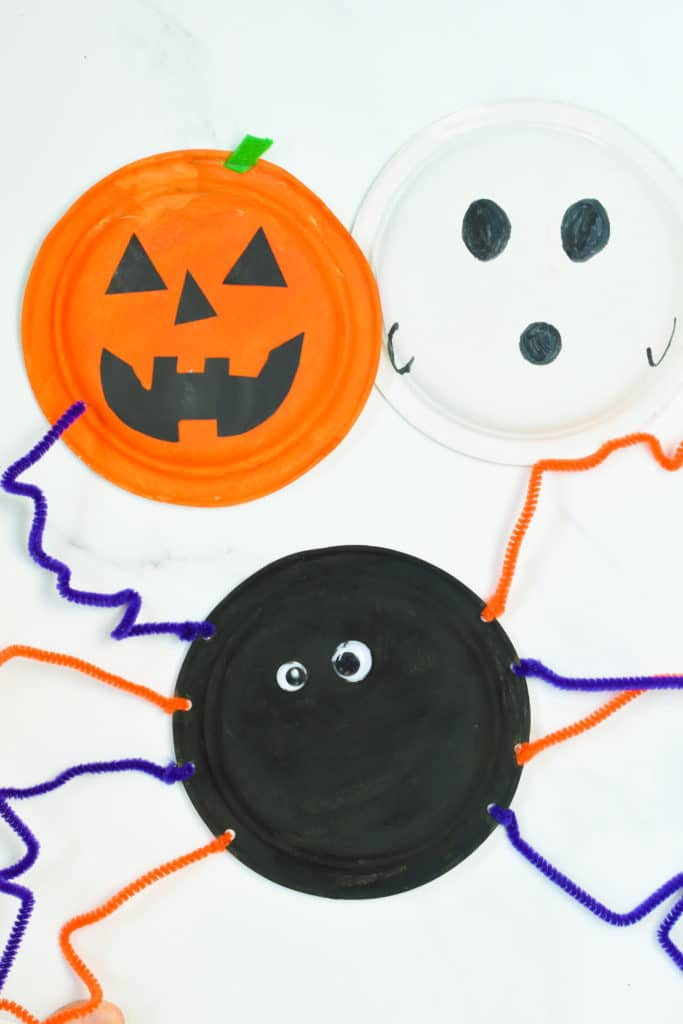 3 Paper Plate Halloween Crafts Ideas3 Paper Plate Halloween Crafts Ideas