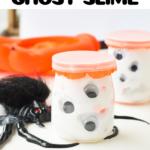 Halloween Ghost Slime