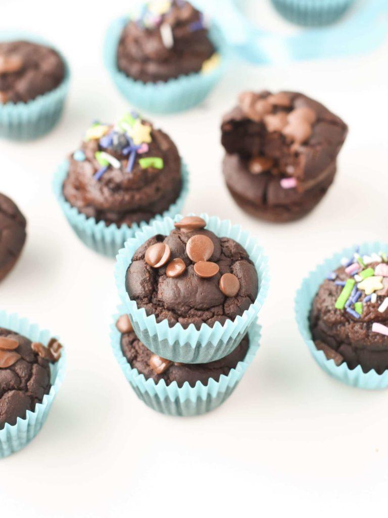 Black Bean Cupcakes Poster