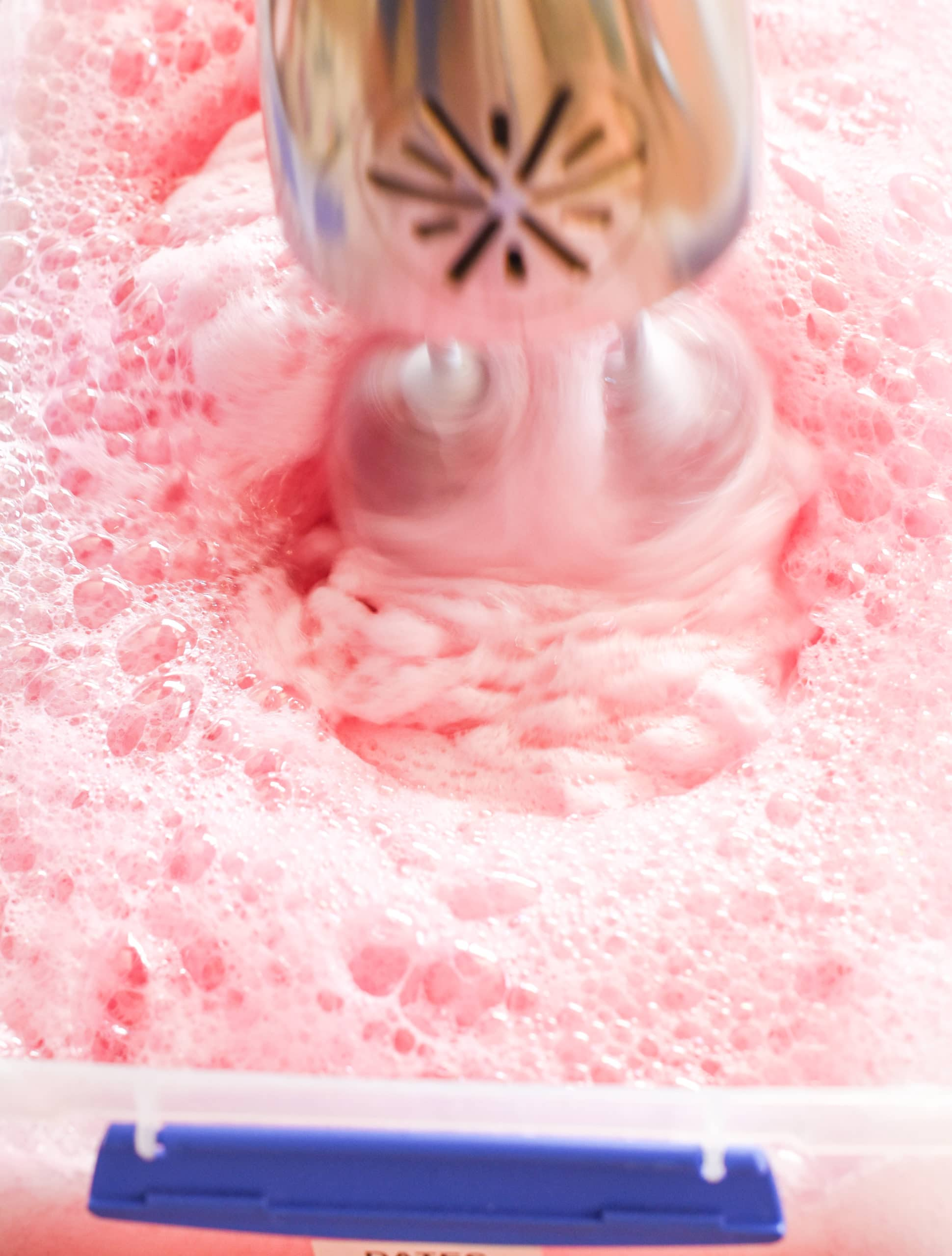 How to make Soap FoamHow to make Soap Foam