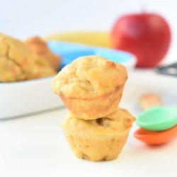 baby led weaning muffins apple banana and sweet potaotesbaby led weaning muffins apple banana and sweet potaotes