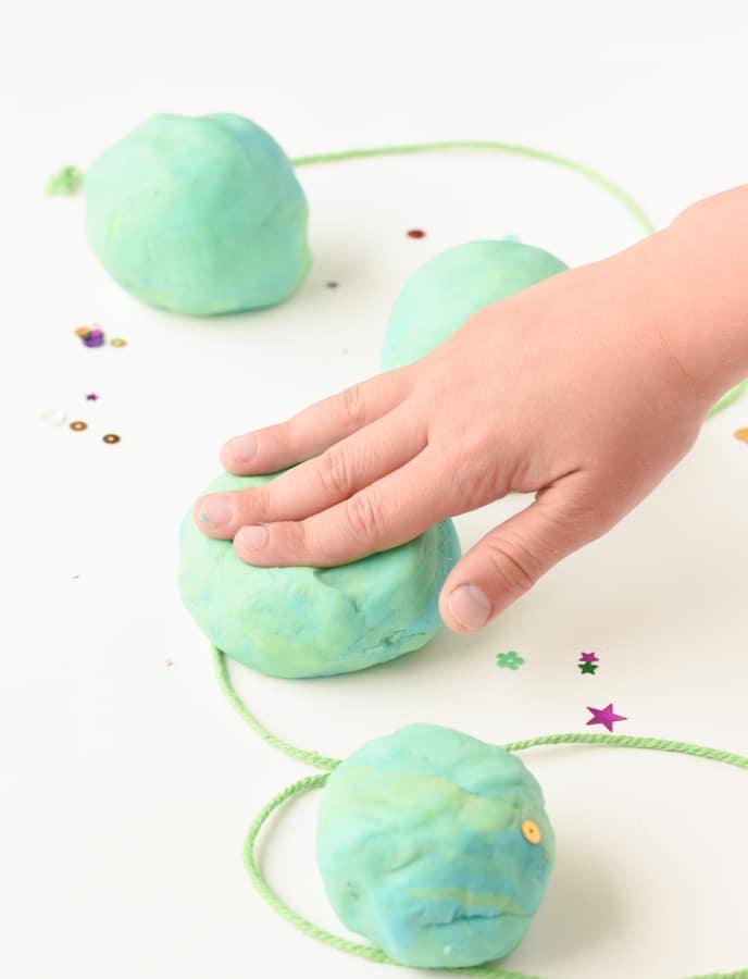 soft play dough recipe